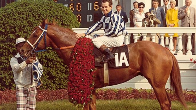 Secretariat S Record Breaking Run 40 Years Later