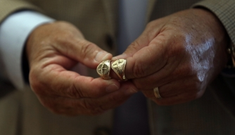 WWII POW's Lost Ring Recovered After 68 Years