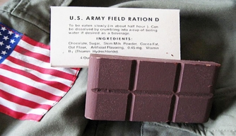 D-Day Rations: How Chocolate Helped Win the War
