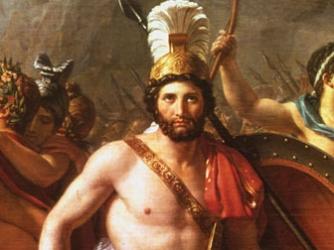 King Leonidas Real Leonidas - Ancient His...