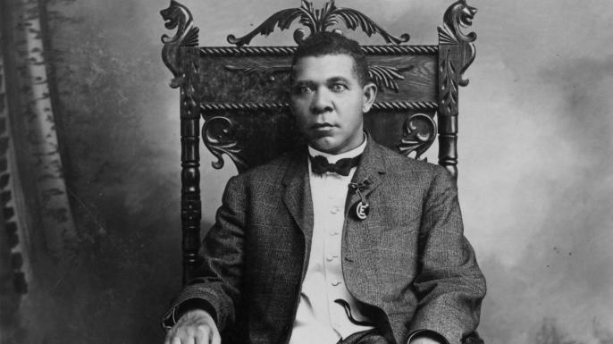 list Booker T Washington