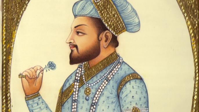 list romantics shah jahan
