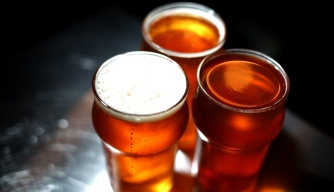 Who invented beer?