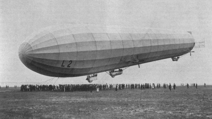 WWI Zeppelin