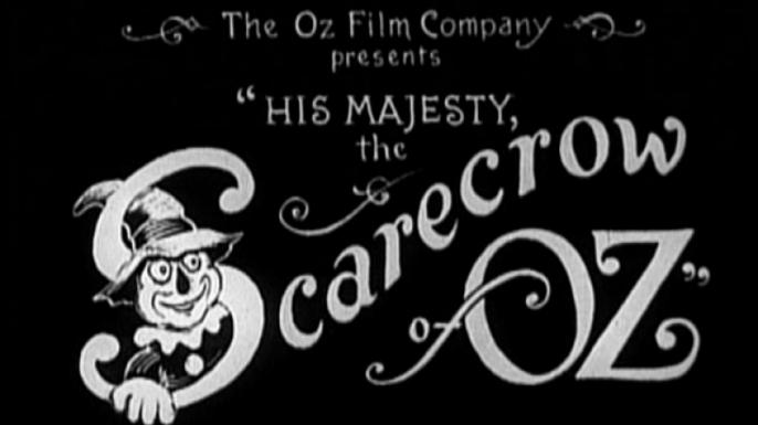 list wizard of oz baum film