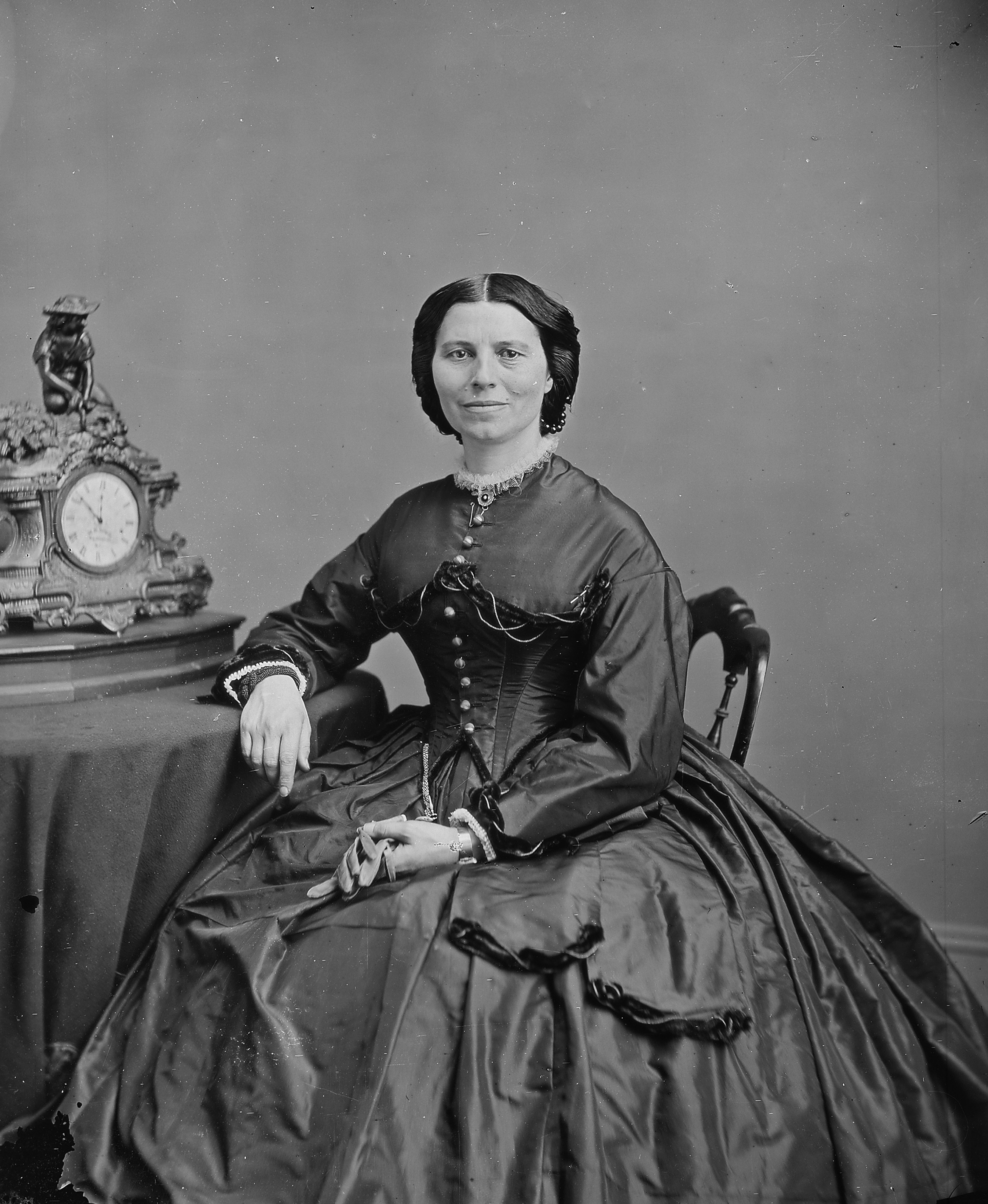 the role of women in the th century how did public bathrooms get  th century celebrities you should know lists clara barton