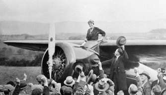 Revisiting Amelia Earhart's Historic Landing