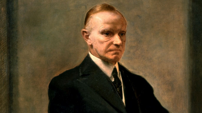 calvin coolidge, july 4th