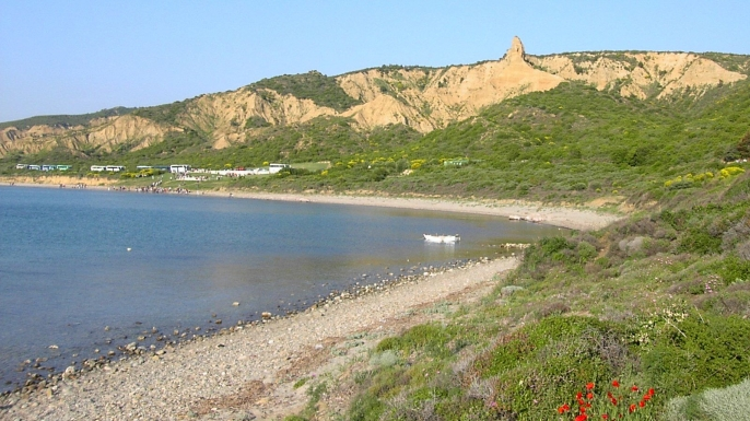 Landing at Anzac Cove., galliopoli