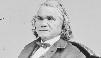 Who was Stand Watie?