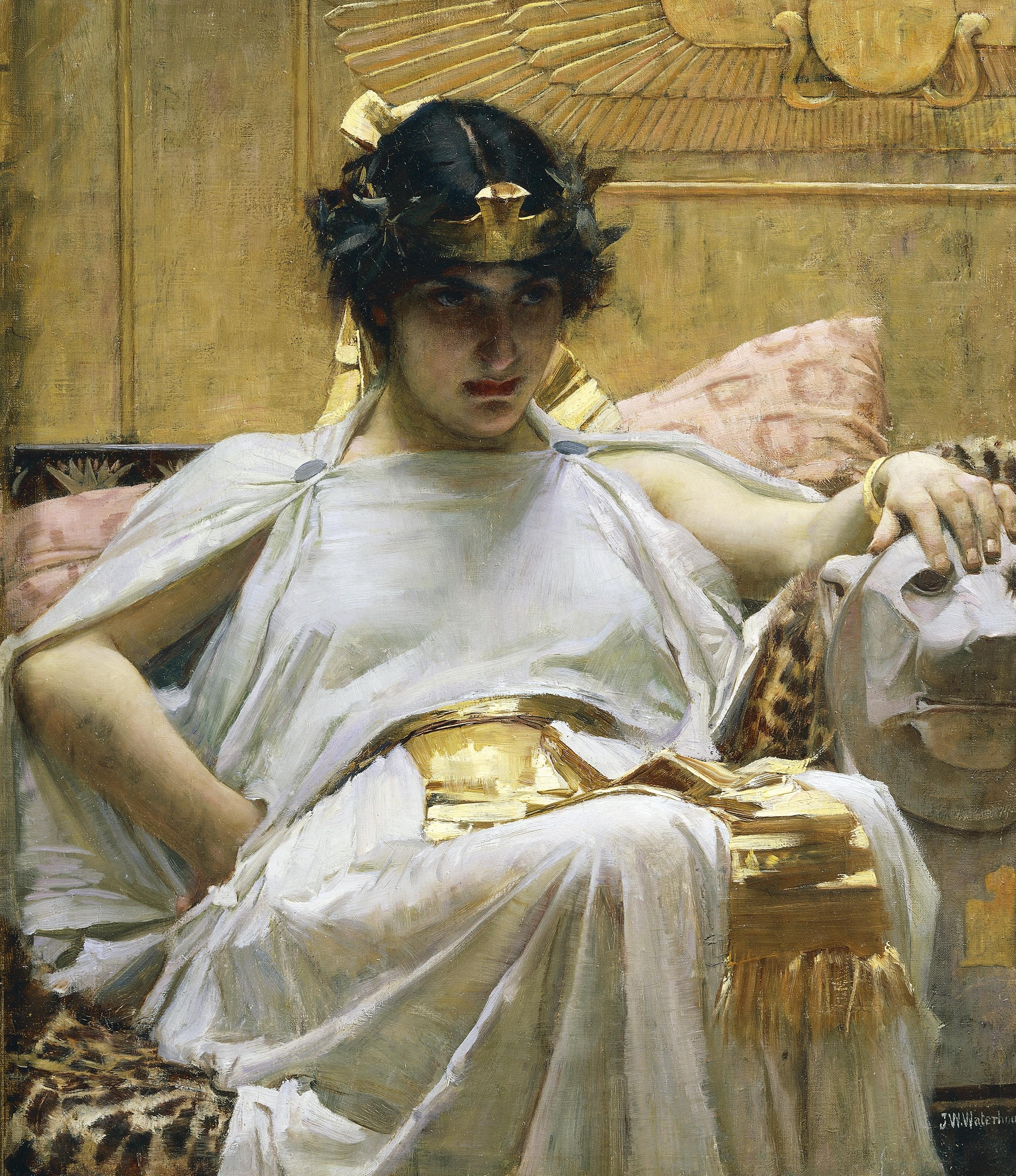 At What Age Did Cleopatra Die
