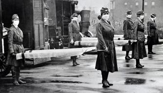 Construction Worker Finds 1918 Flu Pandemic Mass Grave