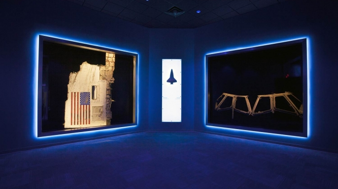 challenger disaster, columbia disaster, space shuttle