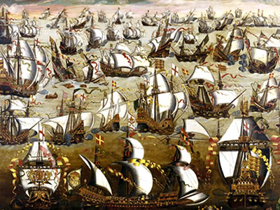 shipwrecks, spanish armad