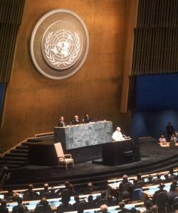united nations, pope paul vi