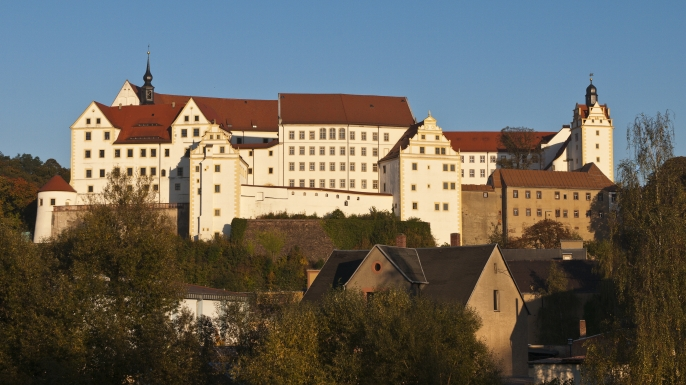 Colditz Castle. (Credit: Michael DeFreitas/Getty Images)
