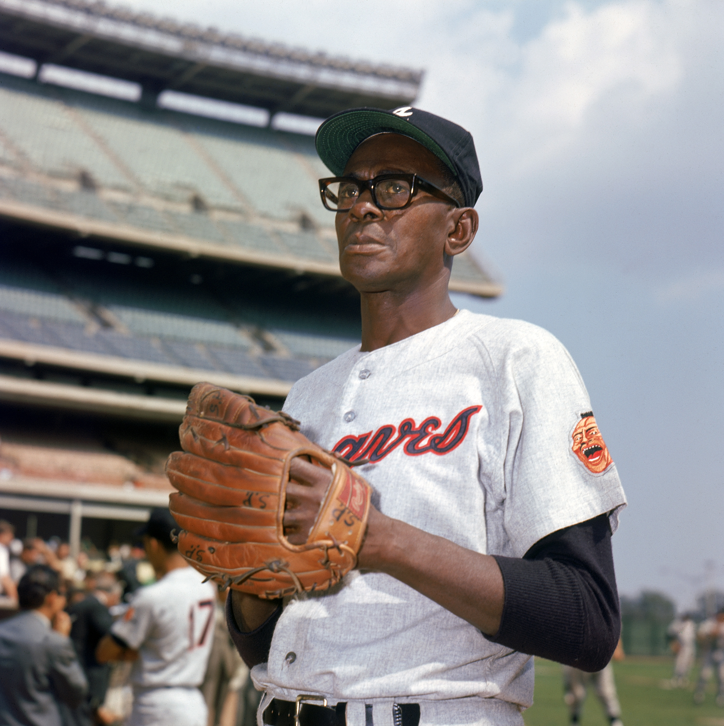 Brief history on satchel paige a baseball player