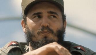 Fidel Castro's Wild New York Visit