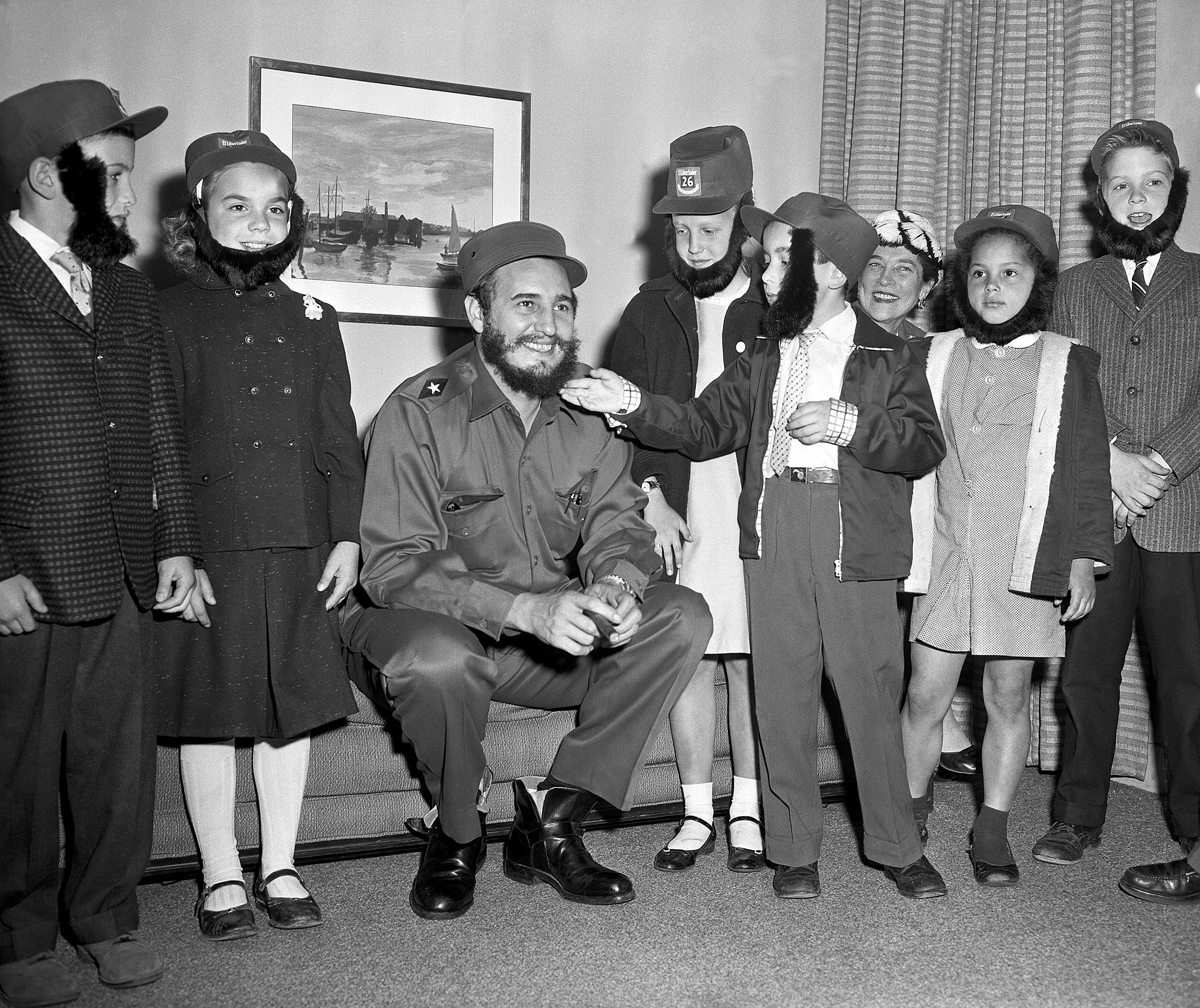 Fidel Castro S Wild New York Visit History In The Headlines