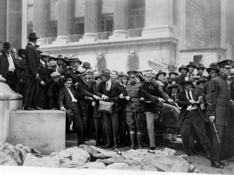 wall street, 1920 wall street bombing