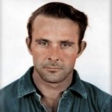 Clarence Anglin. (Credit: http://www.alcatrazhistory.com/)
