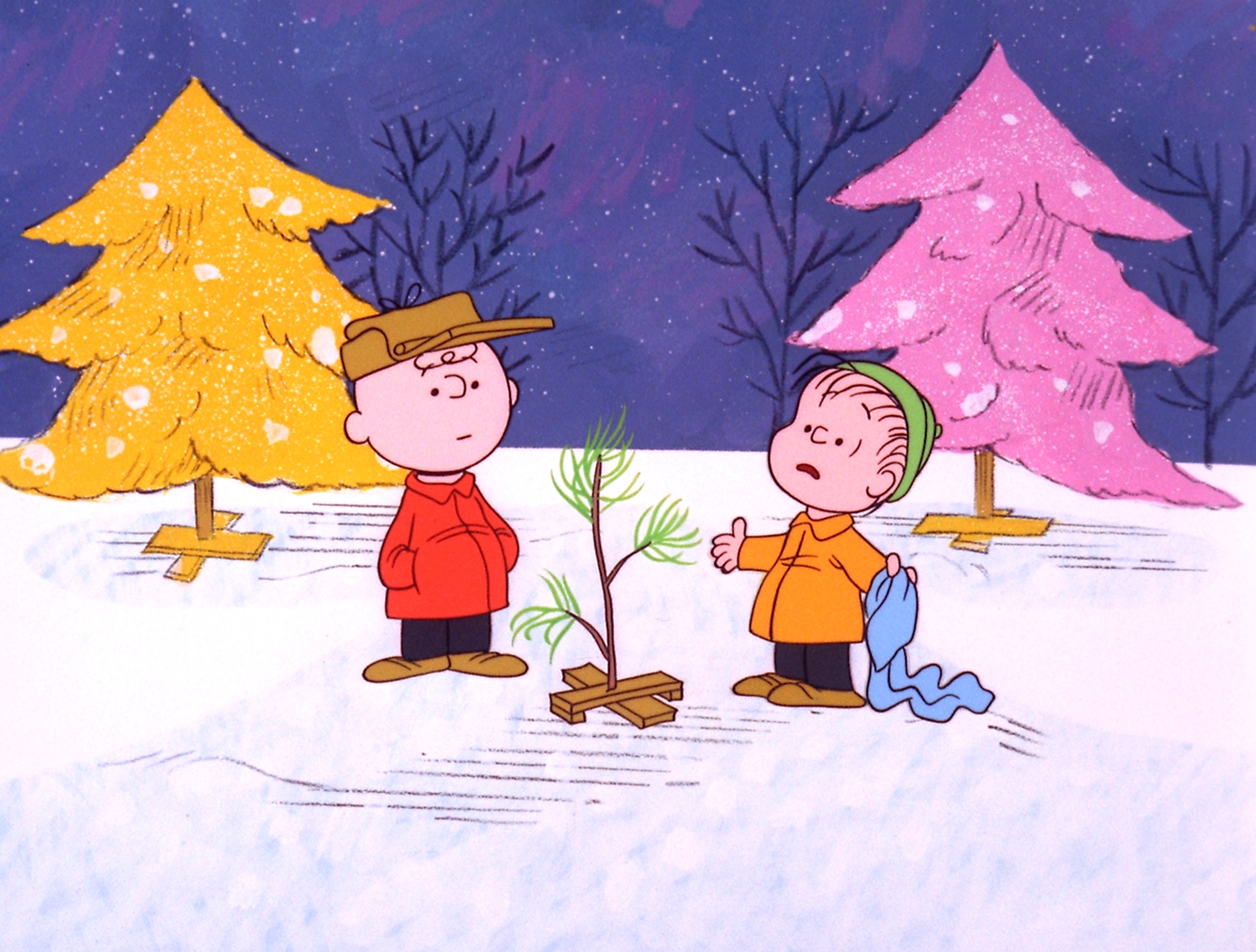9 things you might not know about peanuts history in the headlines a scene from a charlie brown christmas credit abc photo archivesgetty buycottarizona Images