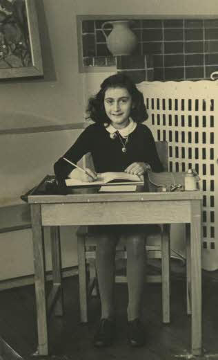 Anne frank s diary now has co author extended copyright for Bureau 13 wikipedia