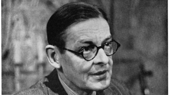 Thomas Stearns (TS) Eliot. (Credit: Universal History Archive/Getty Images)