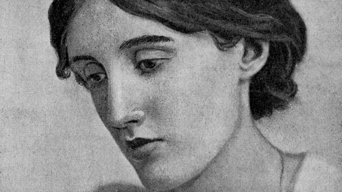 Portrait of Virginia Woolf.  (Credit: Culture Club/Getty Images)