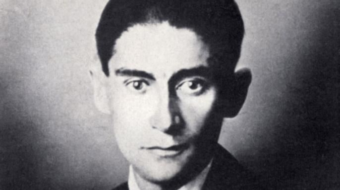 Franz Kafka.  (Credit: Culture Club/Getty Images)