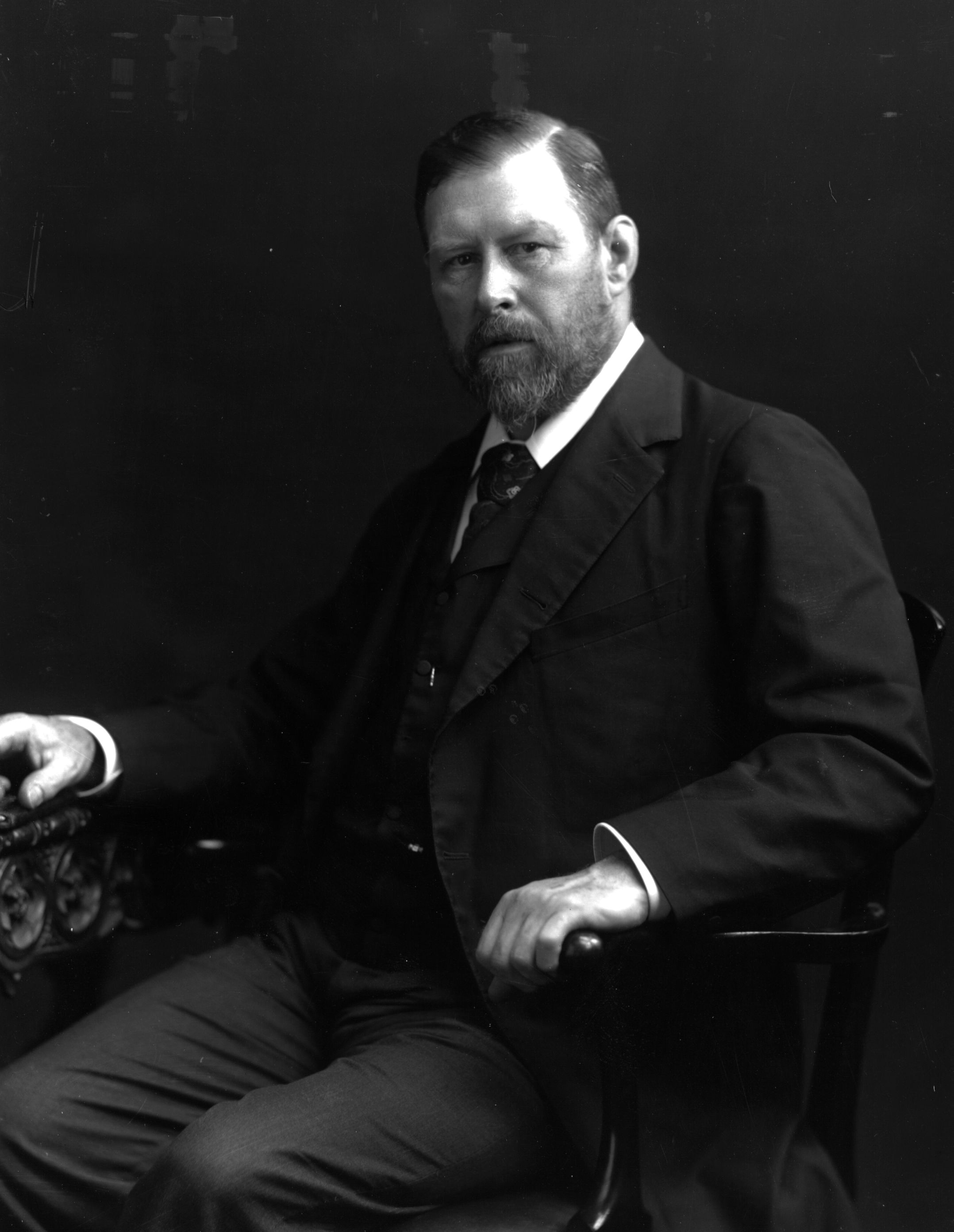 """life and literature of abraham stoker On this day in 1847, bram stoker, author of the horror novel """"dracula,"""" is born in   """"the vampyre"""" is credited with kick-starting modern literature's vampire genre."""