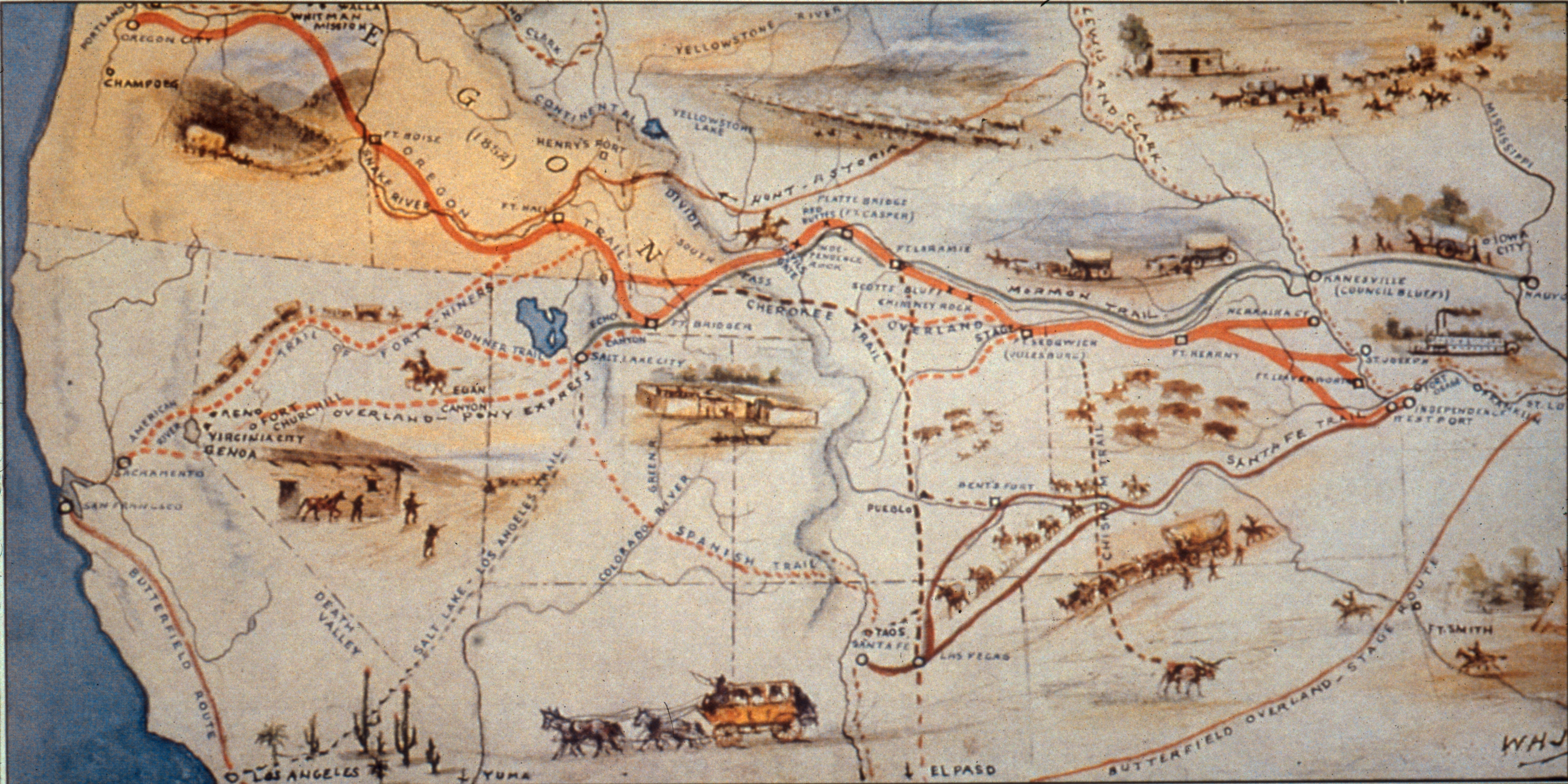 9 Things You May Not Know About the Oregon Trail History Lists