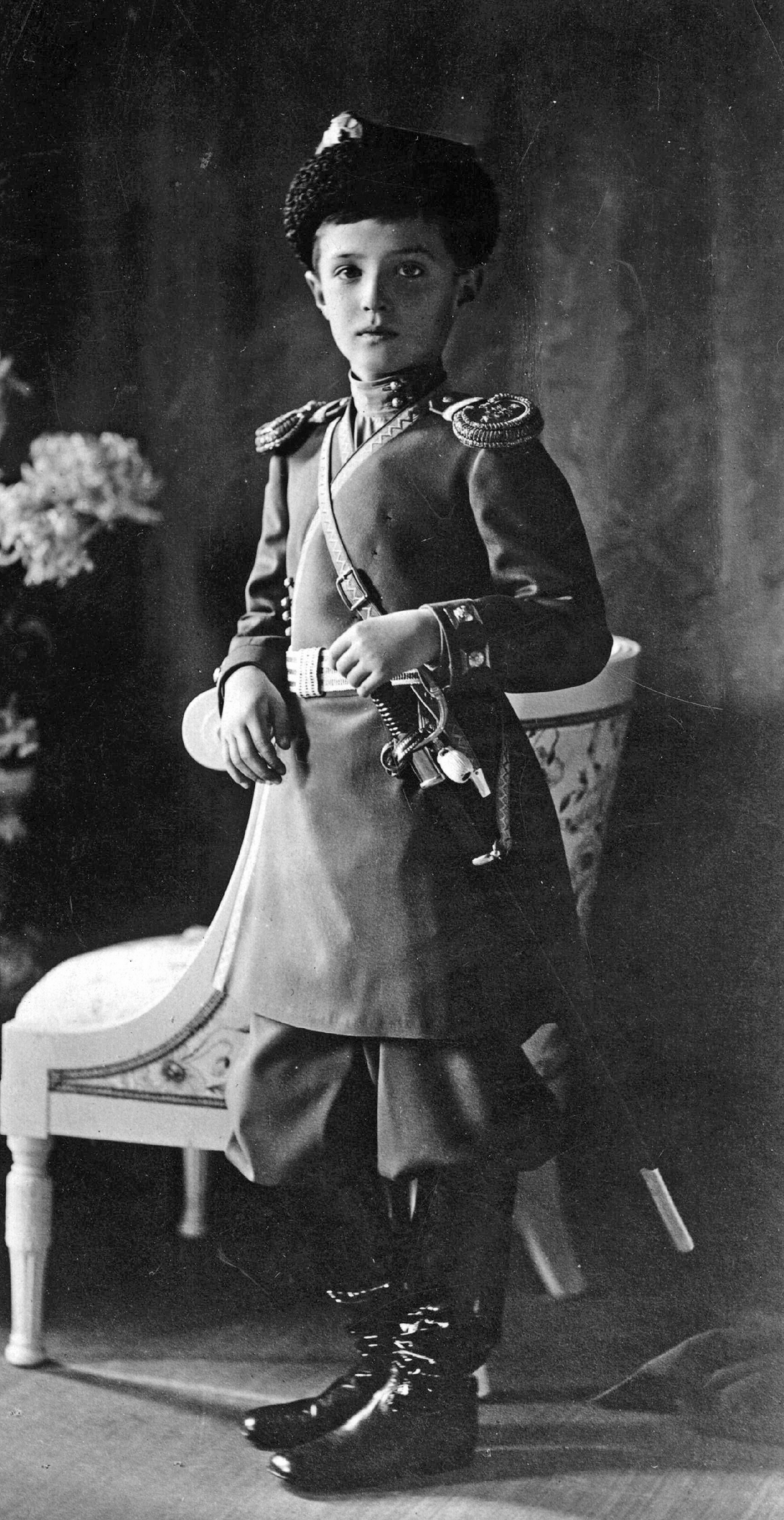 a biography of alexei nikolaevich romanov the tsesarevich of russia Alexei nikolaevich ( russian : алексе́й никола́евич ) (12 august 1904 [os 30 july] – 17 july 1918) of the house of romanov , was the tsarevich and heir apparent to the throne of the russian empire  he was the youngest child and only son of emperor nicholas ii and empress alexandra feodorovna  he was born with hemophilia  his mother's reliance on the faith healer.