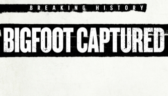 Bigfoot Captured