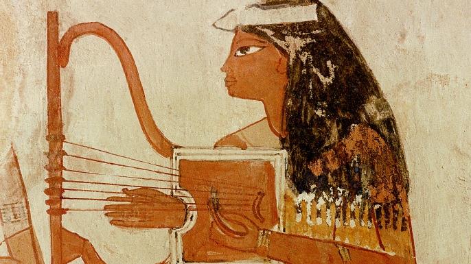 music, ancient history, sumerians