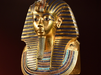 king tut, ancient egypt