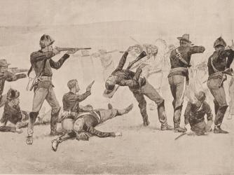 wounded knee massacre