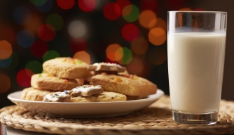 Don't Forget Santa's Cookies and Milk: The History of a Popular Christmas Tradition