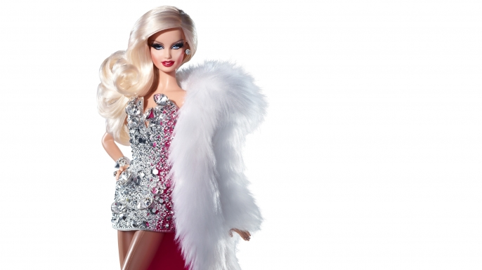 The Blonds Blond Diamond Barbie. (Credit: Mattel)