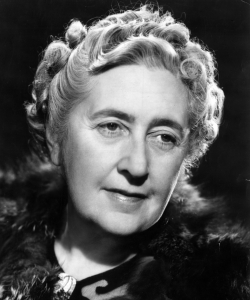 Portrait of Agatha Christie (Credit: Mondadori Portfolio/Getty Images)