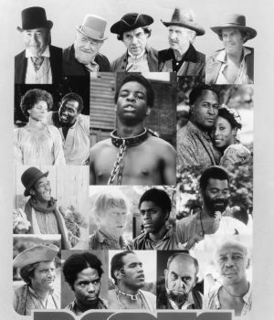 "A collage of the cast of the television miniseries ""Roots"" which aired in 1977. (Credit: Michael Ochs Archives/Getty Images)"