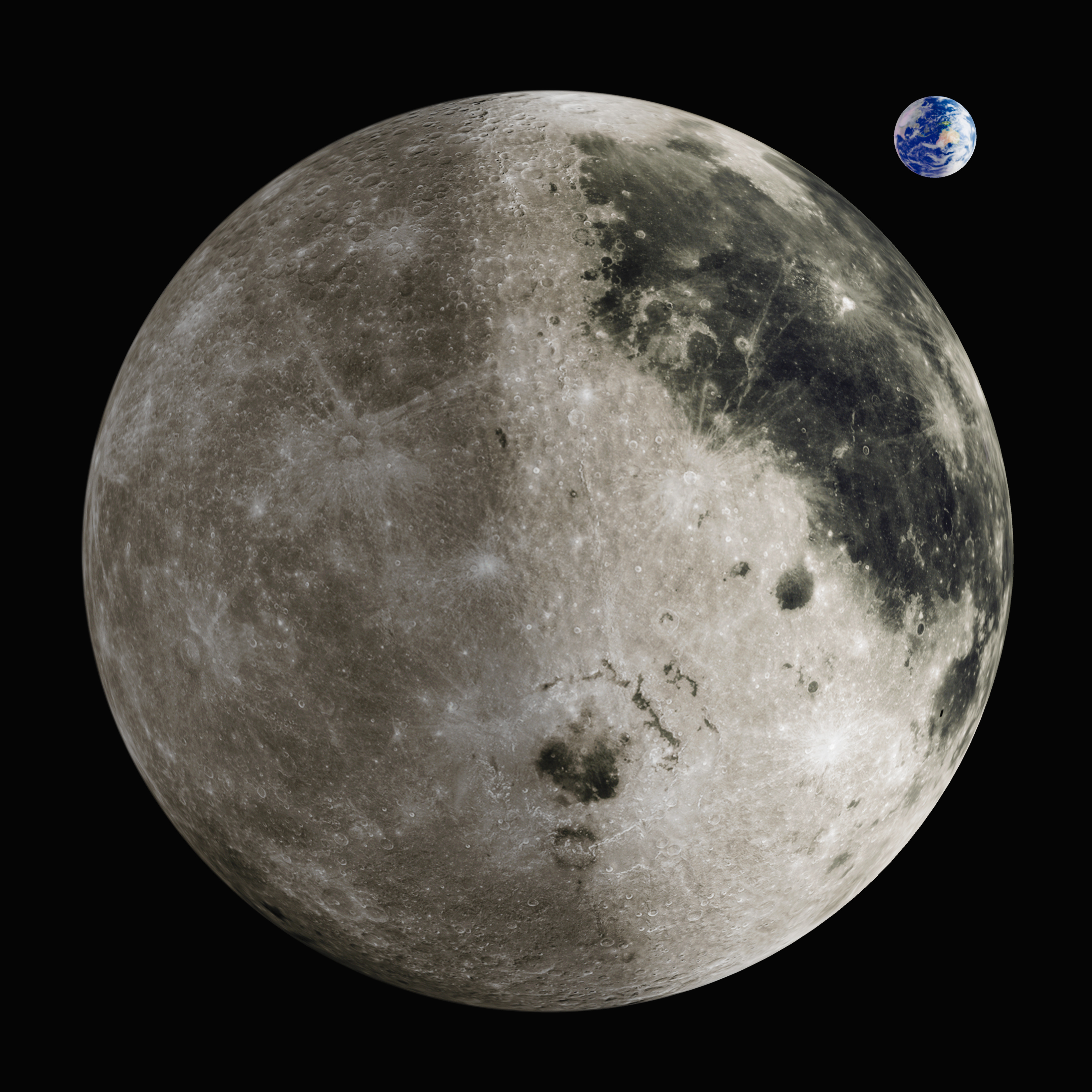 "China Plans Historic Landing on ""Dark Side"" of the Moon ..."