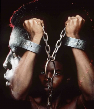 "Kunta Kinte (LeVar Burton) from ""Roots."" (Credit: ABC Photo Archives/Getty Images)"