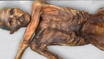 The Iceman's Stomach Bug Helps Scientists Map Ancient Human Migration
