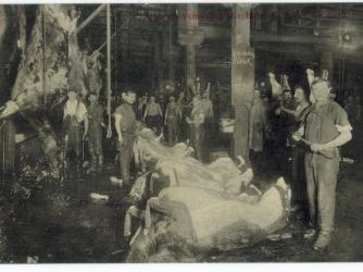 chicago, labor, progressive era, the jungle
