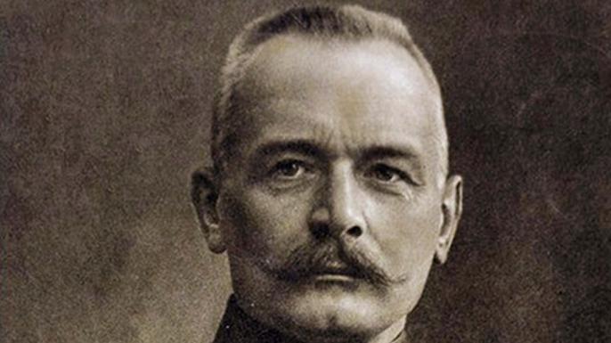 Erich von Falkenhayn. (Credit: Public Domain)