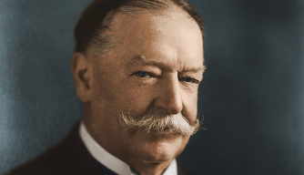 Did William Howard Taft Really Get Stuck in a Bathtub?