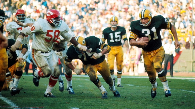 10 Things You May Not Know About The First Super Bowl