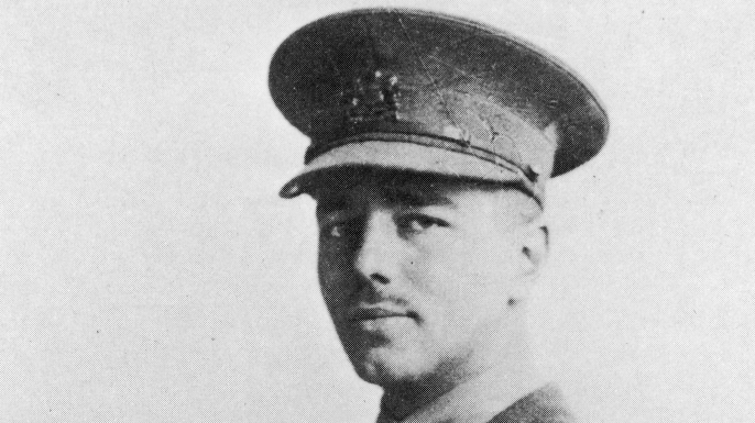 Portrait of Wilfred Owen. (Credit: Fotosearch/Getty Images)
