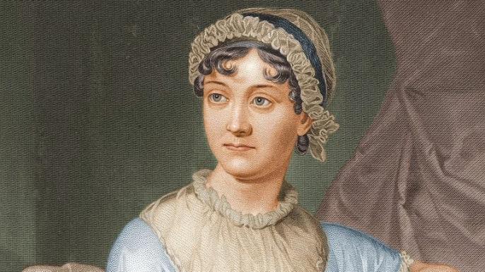 Jane Austen. (Credit: Public Domain)